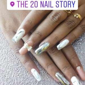 best nail art in kolkata