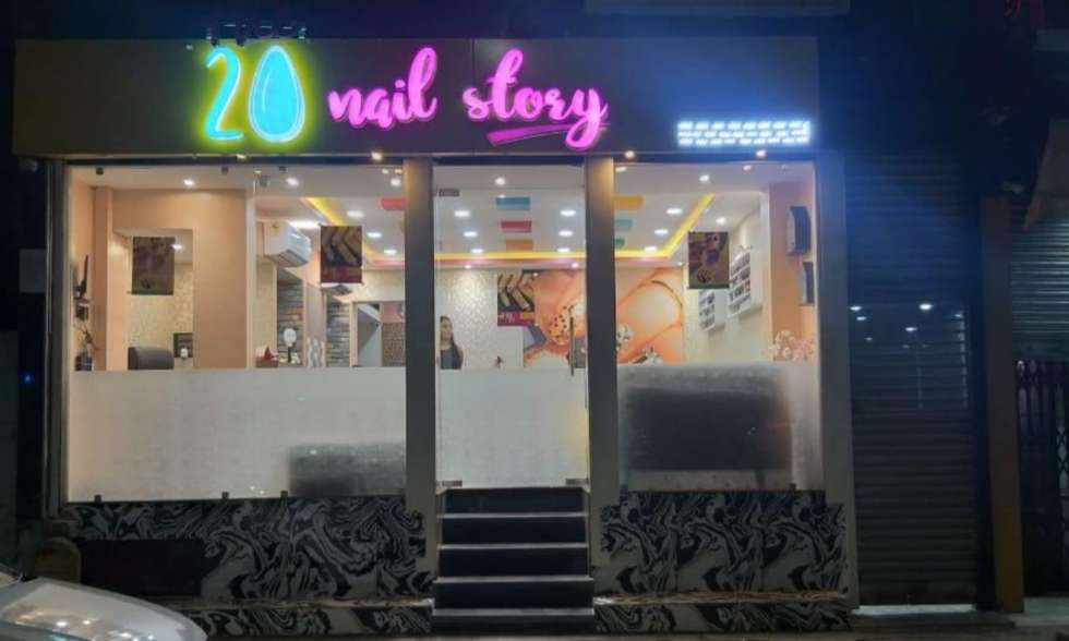 Best Nail Art Salon in Rajarhat, Kolkata
