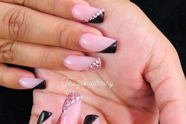 Cute Nail tot