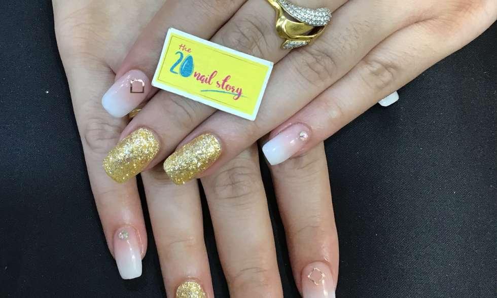 nail art salon in kolkata
