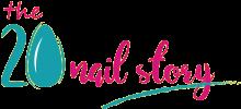 The 20 Nail Story logo